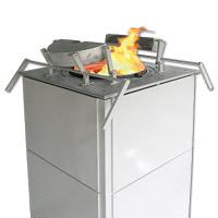 Шахтная печь МИМП-СШЗ